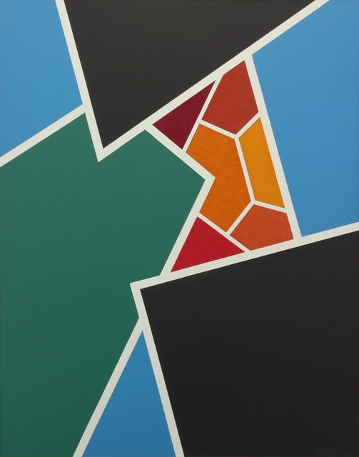 , 'Polymer No. 6,' 1966, Addison Rowe Gallery