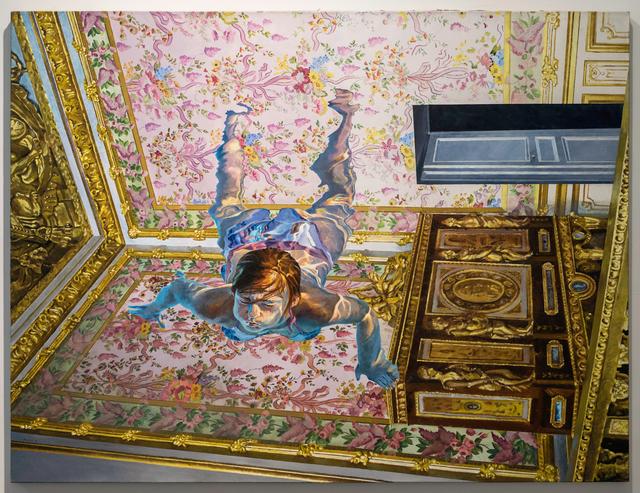 , 'Golden Room,' 2014, Drina Gallery