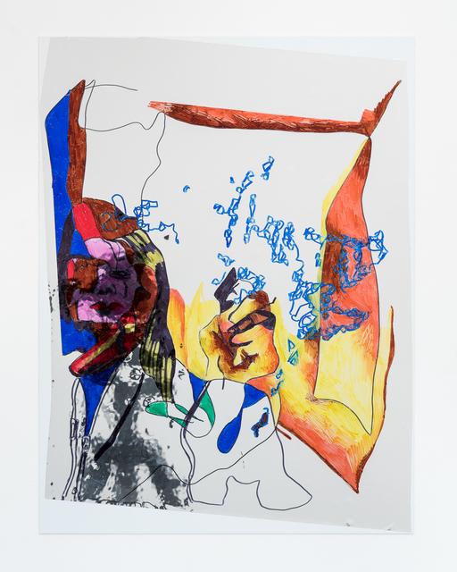 , 'Untitled,' 2017, Pilar Corrias Gallery