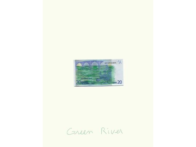 , 'Green River,' 2007, Galerie Laurent Godin