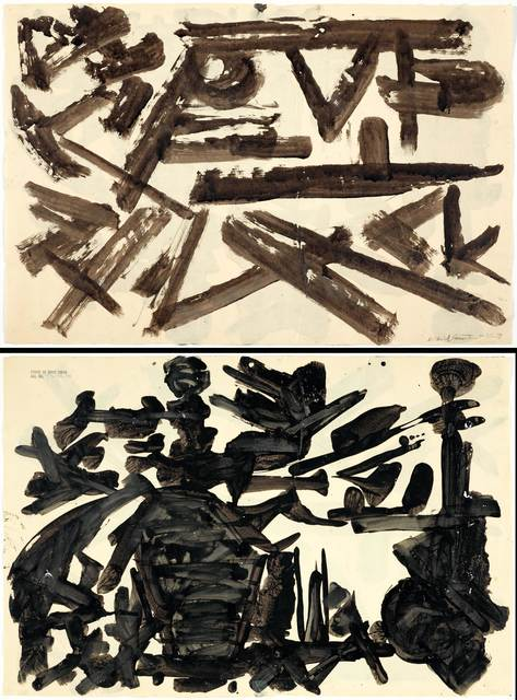 David Smith, 'Untitled', 1959, Koller Auctions