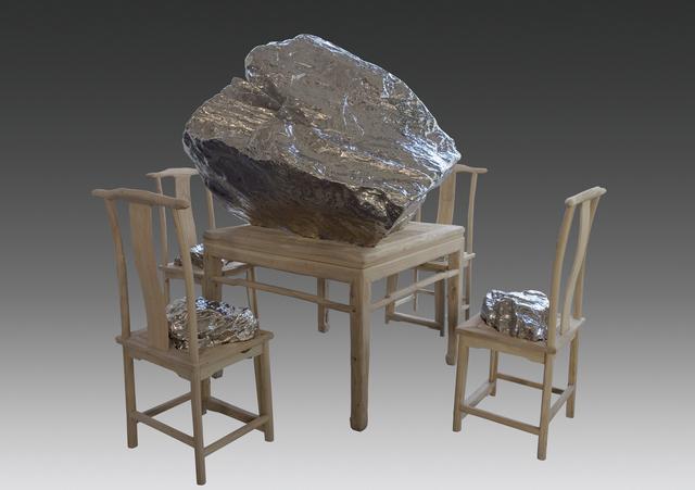 , 'Shanshui Furniture 1,' 1998, Long March Space