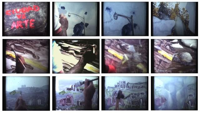 , 'Ciudad vs Arte / City vs Art,' 1981, Carmen Araujo Arte