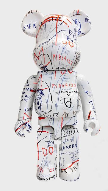 Jean-Michel Basquiat, 'Basquiat Bearbrick 1000% Companion (Basquiat BE@RBRICK)', 2018, Lot 180