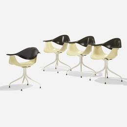DAF chairs, set of four