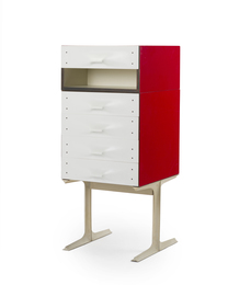 A Raymond Loewy for C.E.I. DF-2000 dual-sided chest