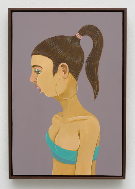 , 'Girl with Braces,' 2017, Roberts Projects