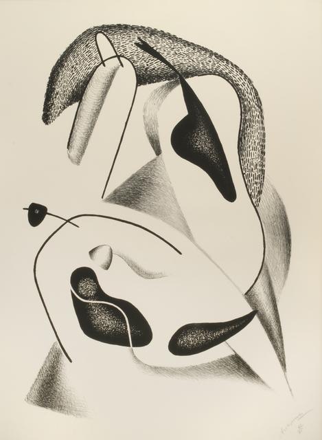 , 'Le Groupe,' 1963, Thomas French Fine Art