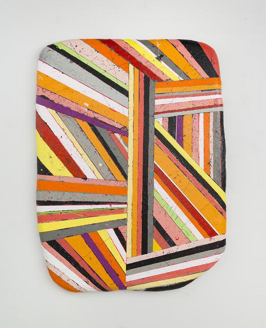 , 'C.C.R.D. (Flat) Corner,' 2017, Barry Whistler Gallery