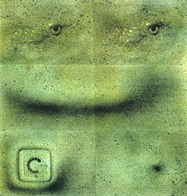 , 'Toxic Rain,' 1990, Empty Gallery