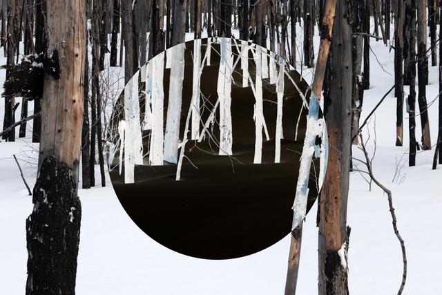 , 'No title,' 2015, La Castiglione Gallery