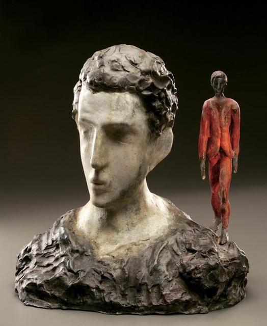 , 'Busto con Uomo,' 2004, Cafmeyer Gallery
