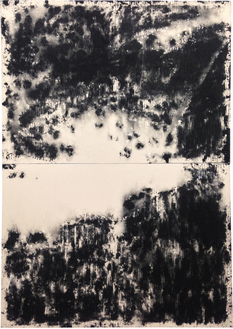 , 'Leaving Leaves,' 2014, Kavi Gupta