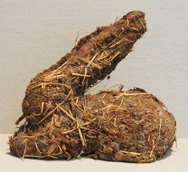 , 'Karnickelköttelkarnickel (Rabbitshitrabbit),' 1972/87, Faessler & Ochsner