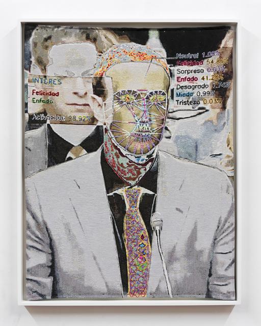 David B. Smith, 'Witness', 2018, Halsey McKay Gallery