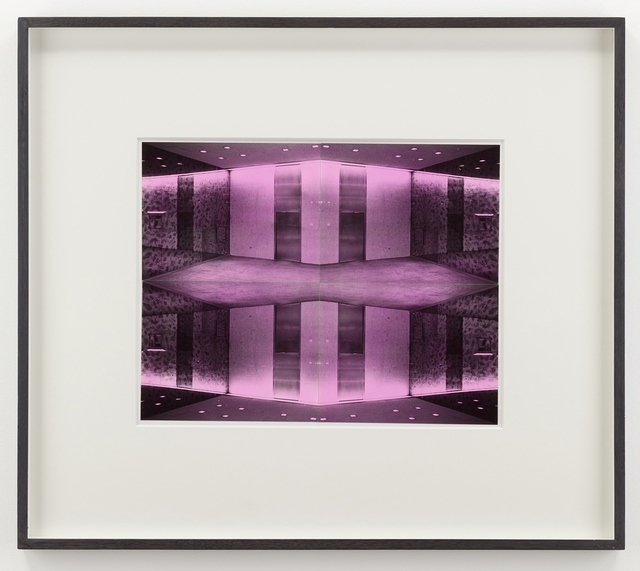 , 'Transient Space 2,' 1982, Parafin