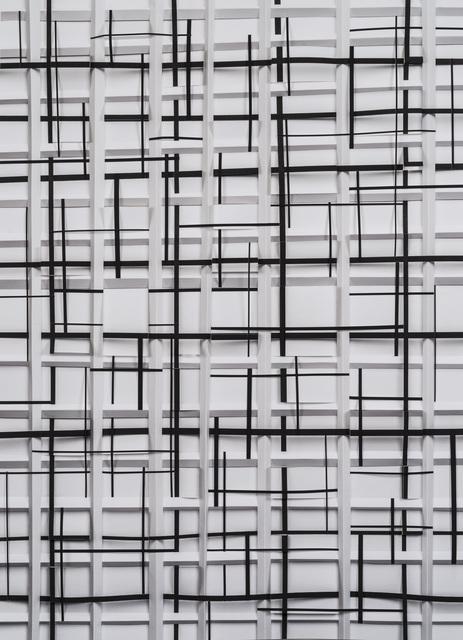 , 'Verwebung 1,' 2015, Von Lintel Gallery