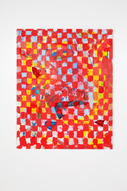 , 'Untitled (Red),' 2016, Reyes Projects