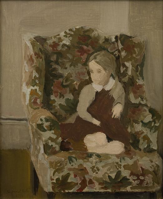 , 'Portrait of Katherine,' 1952, Aaron Payne Fine Art