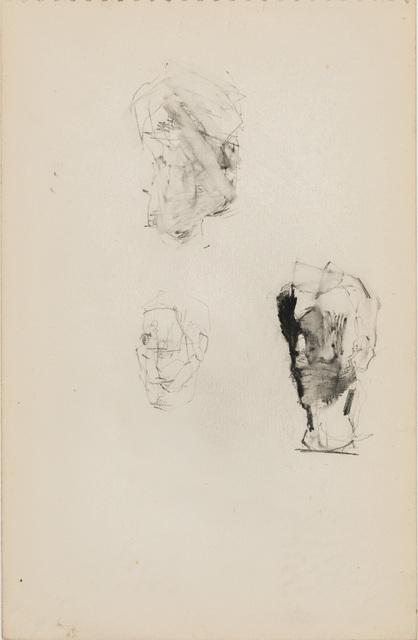 , 'Untitled ,' ca. 1975, New York Studio School