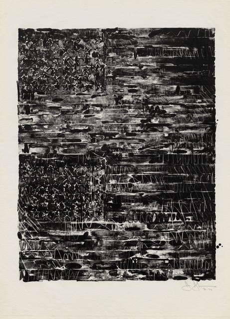 , 'Two Flags,' 1972, Susan Sheehan Gallery