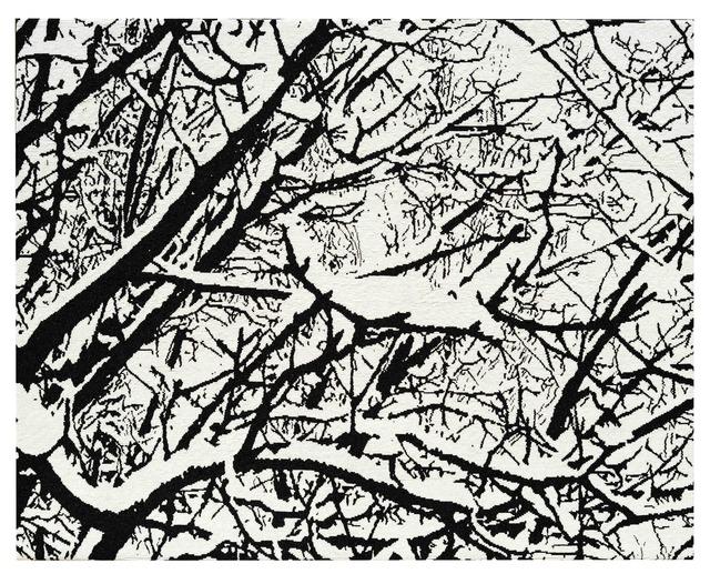 , 'First Snow 010B,' 2017, Galerie Thaddaeus Ropac