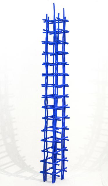 Shayne Dark, 'Gridlock Series Blue Column', 2008, Oeno Gallery