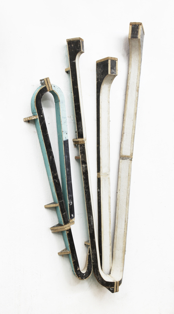 , 'Tripartite,' 2012, Roberto Alban Galeria de Arte