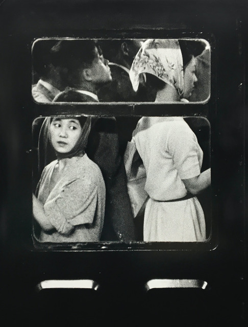 , 'Subway, Tokyo,' 1961, GALLERY FIFTY ONE