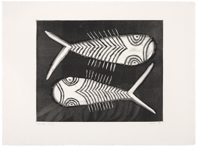 , 'Two Fish,' 1988, Gallery NAGA