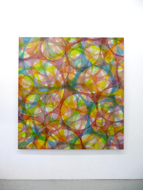 , 'Schablonenaquarell No.2,' 2013, Bartha Contemporary