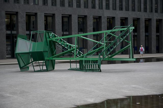 , 'Torre Acostada,' 2018, Galerie Peter Kilchmann