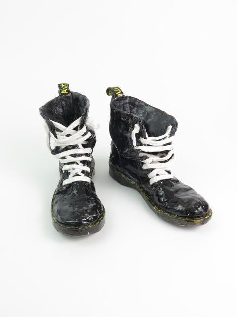 , 'Dr. Martens Boots,' 2018, V1 Gallery