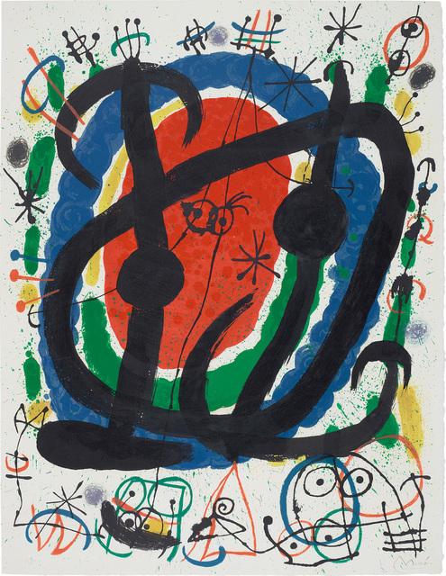 Joan Miró, 'Exhibition 'XXII Salon de Mai'', 1966, Phillips