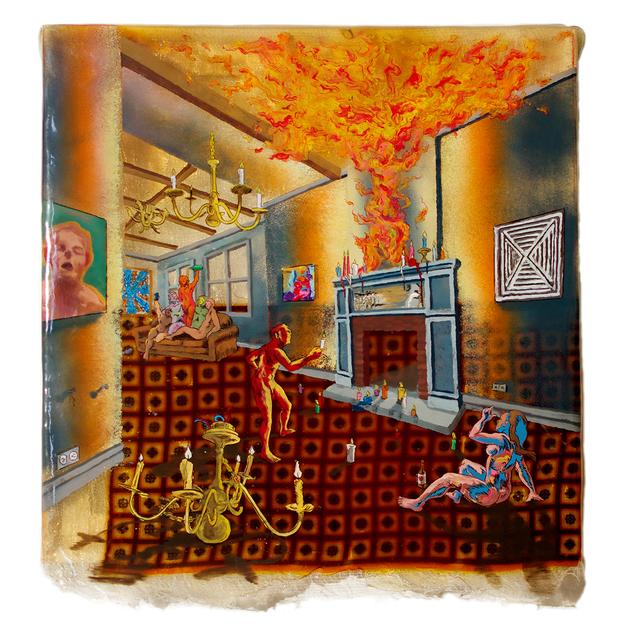 , 'Mike's Practical Joke,' 2015, Gallery Victor Armendariz
