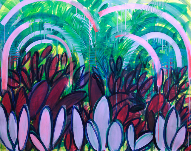 , 'New Growth,' 2016, Ochi Projects