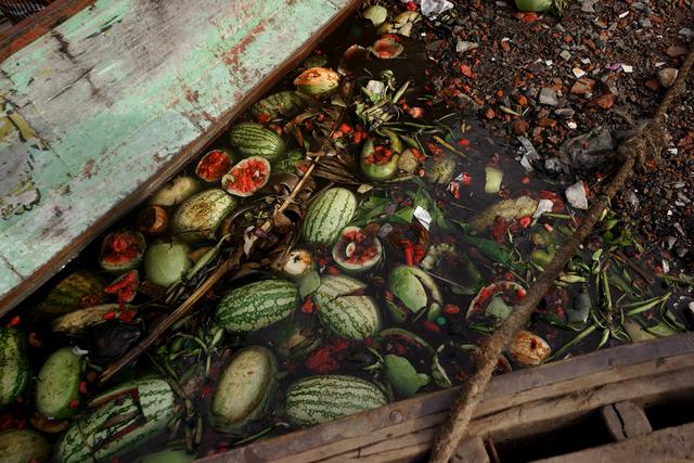 , 'Watermelons,' 2015, SinArts Gallery
