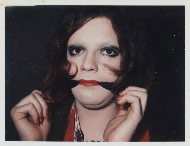 , 'Untitled (Jackie Curtis),' ca. 1971-1973, Gagosian