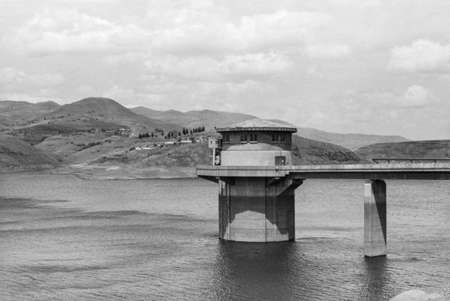 , 'Katse Dam intake tower, Thaba-Tseka ,' 2015, Stevenson