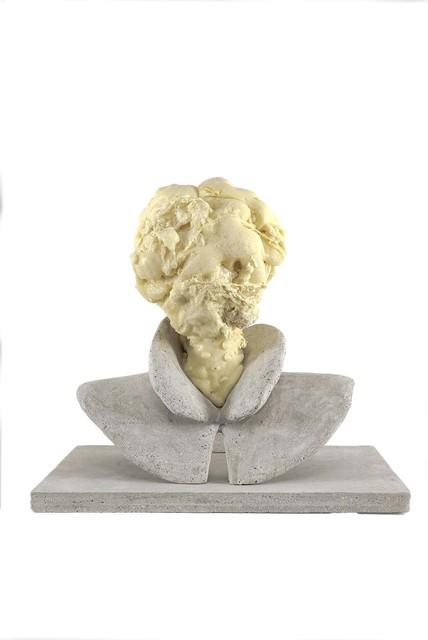 , 'Foam Head II,' 2016, Betty Cuningham