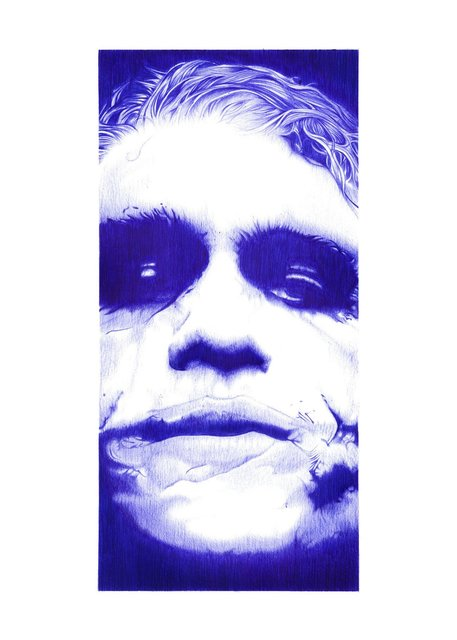 , 'The Joker,' 2015, Acid Gallery