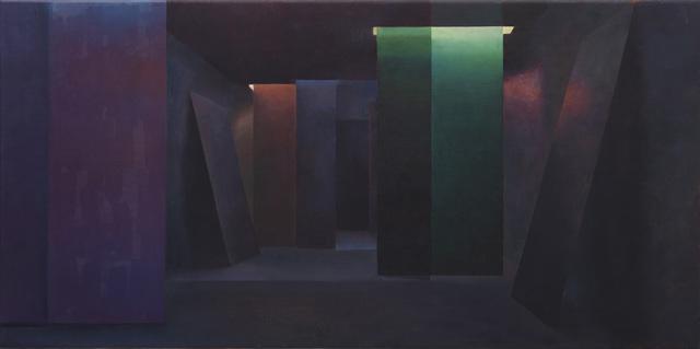 , 'In the immeasureable dark,' 2018, Galleri Andersson/Sandstrom