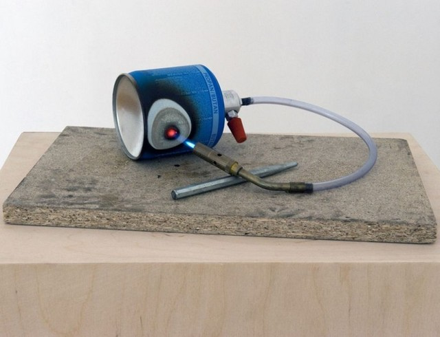 , 'Untitled (gas loop) No. 1,' 2011, Galerija Gregor Podnar