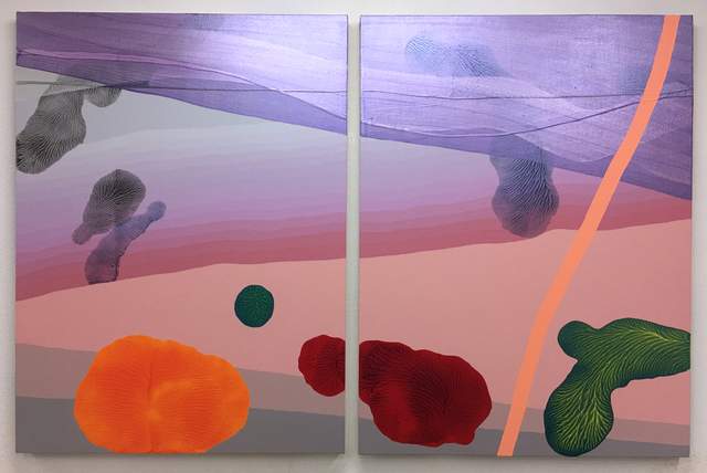, 'Two Weeks Vacation,' 2016, LAUNCH LA