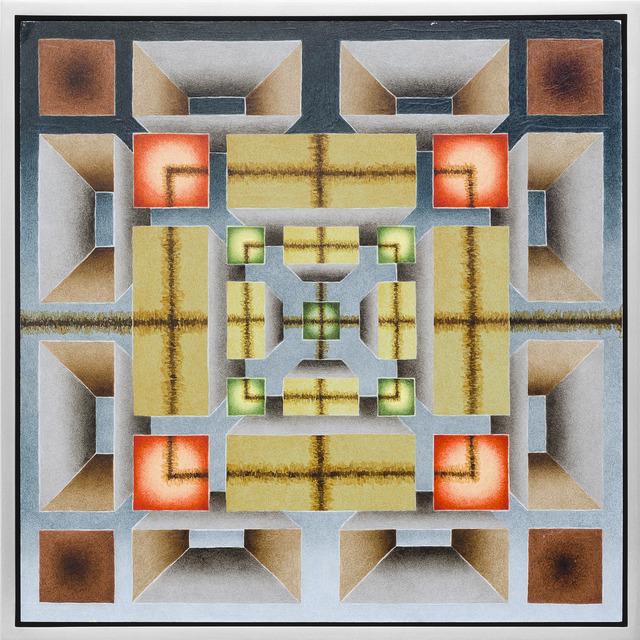 , 'Cityscape ,' 2017, Louis Stern Fine Arts