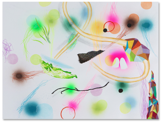 , 'Zugriff 2,' 2013, Falko Alexander