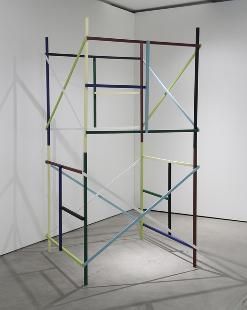 , 'Composición modular No 1 [Modular composition No 1],' 2011, Galeria Luisa Strina