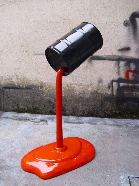 Helder Batista, 'Blood and Barrel ', 2014, Artist's Proof