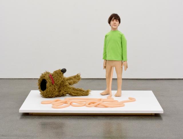 , 'Unmasked Man (Paul behind Paul etc),' 2016, Meyer Riegger