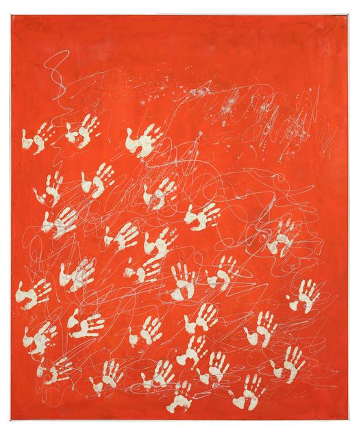 , 'Alleluia,' 1970, Galleria Giovanni Bonelli